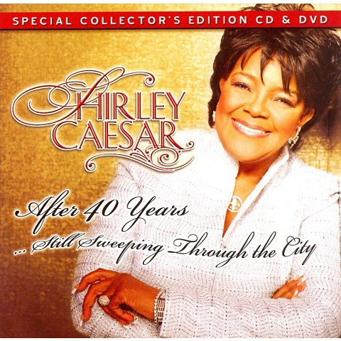 After 40 Years: Still Sweeping Through the City (CD/DVD)