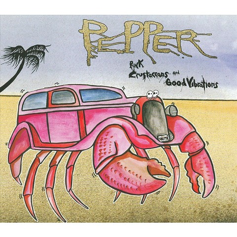 Pink Crustaceans and Good Vibrations [Explicit Lyrics]