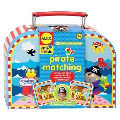 Alex Pirate Matching Game
