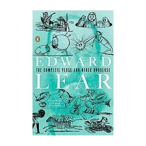 Edward Lear (Paperback)