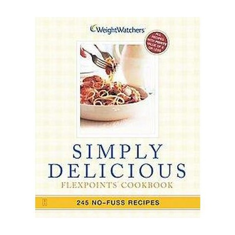 Weight Watchers Simply Delicious (Paperback)