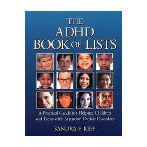The ADHD Book of Lists (Paperback)