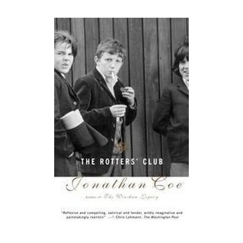 The Rotters' Club (Reprint) (Paperback)