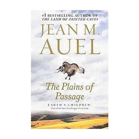 The Plains of Passage (Reprint) (Paperback)
