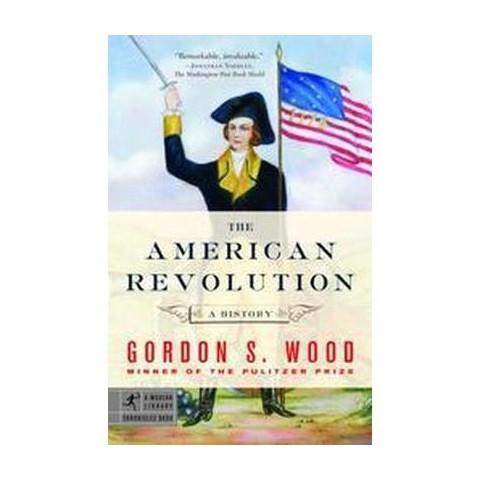 The American Revolution (Reprint) (Paperback)