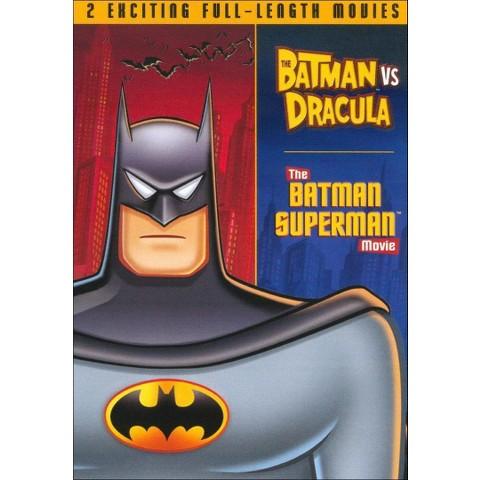 The Batman vs. Dracula/The Batman Superman Movie