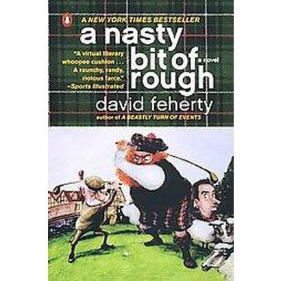 A Nasty Bit of Rough (Reprint) (Paperback)