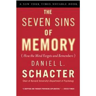 The Seven Sins of Memory (Reprint) (Paperback)