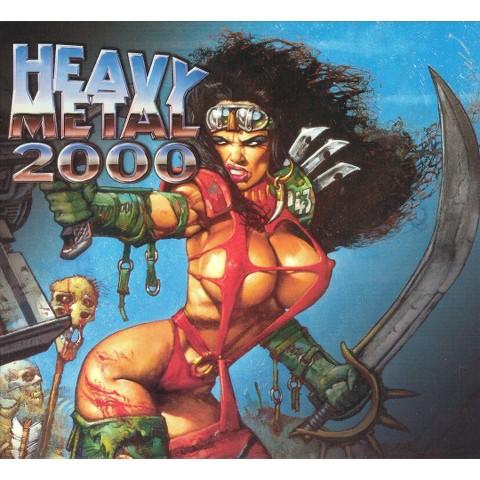 Heavy Metal 2000 [Explicit Lyrics]