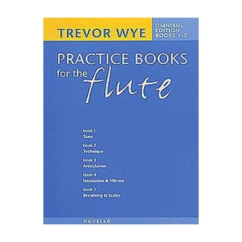 Practice Books For The Flute (Paperback)
