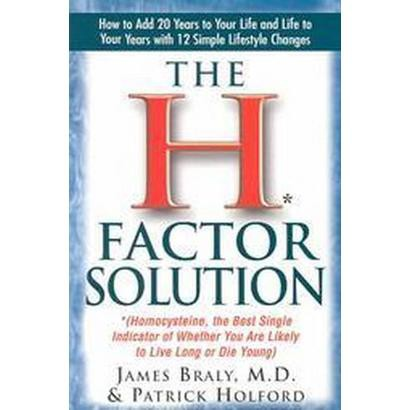 The H Factor Solution (Paperback)