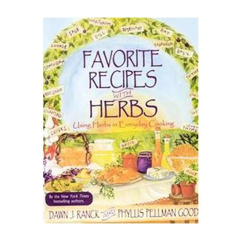 Favorite Recipes With Herbs (Paperback)