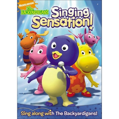 The Backyardigans: Singing Sensation! (With Inflatable Microhone)