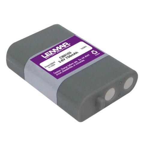 Lenmar CB0103 Replacement Battery for Panasonic HHR-P103, AT&T 89-1324-00-00 Cordless Phones