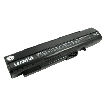 "Lenmar LBARA72X Lithium Ion Replacement Laptop Battery for Acer Aspire One 10.1"" - Black"