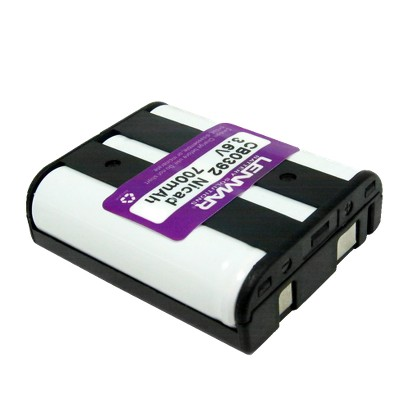 Lenmar CB0392 Replacement Battery for Panasonic P-P592, P-P592PA/1B, Sony BP-T35 Cordless Phones