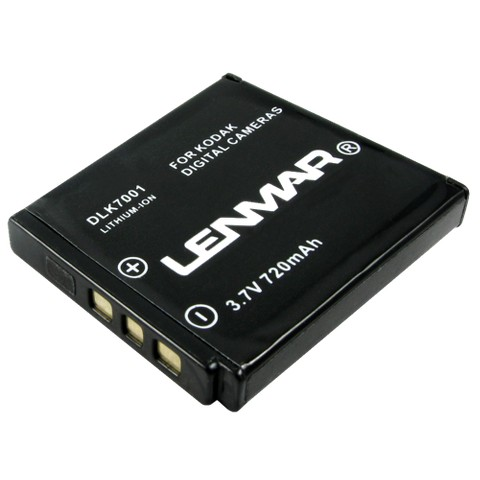 Lenmar Battery replaces Kodak KLIC-7001 - Camera Battery