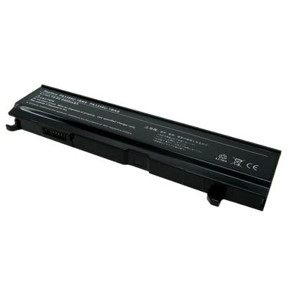 Lenmar Battery for Toshiba Laptop Computers - Black (LBTSM55L)