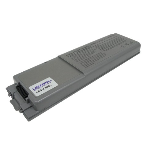 Lenmar LBDLD800L Replacement Laptop Battery for Dell Inspiron 8500, 8600, Latitude D800 Series