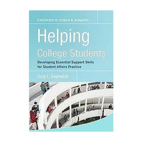 Helping College Students (New) (Hardcover)