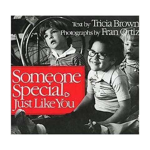 Someone Special, Just Like You (Reprint) (Paperback)