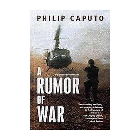 Rumor of War (Reprint) (Paperback)