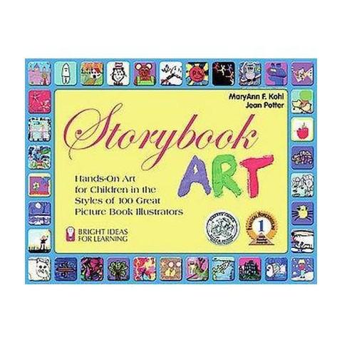 Storybook Art (Paperback)