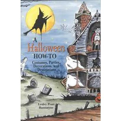 Image of A Halloween How-To (Paperback)