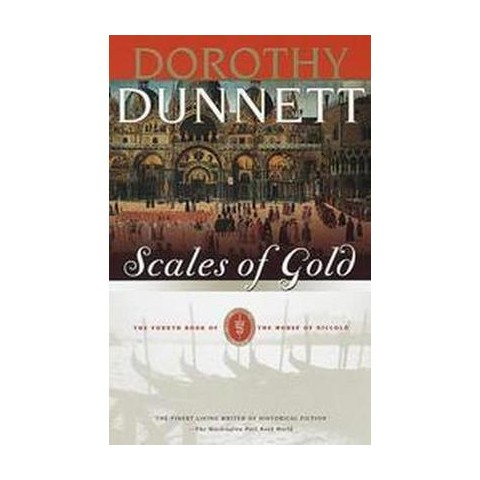 Scales of Gold (Reprint) (Paperback)