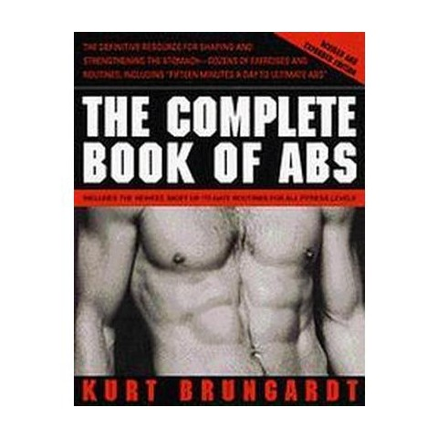 The Complete Book of Abs (Revised / Expanded) (Paperback)