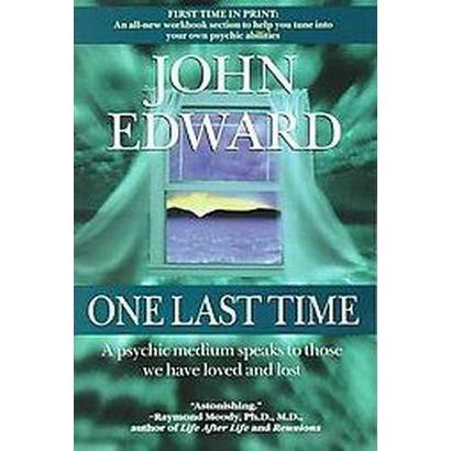 One Last Time (Reprint) (Paperback)