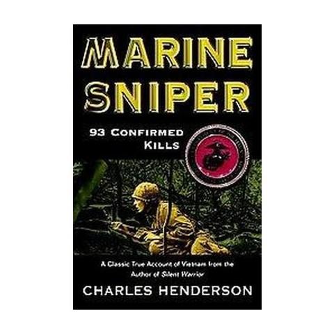 Marine Sniper (Reissue) (Paperback)