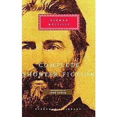 Complete Shorter Fiction (Reprint) (Hardcover)