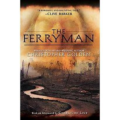 The Ferryman (Reprint) (Paperback)