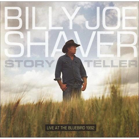 Storyteller: Live at the Bluebird