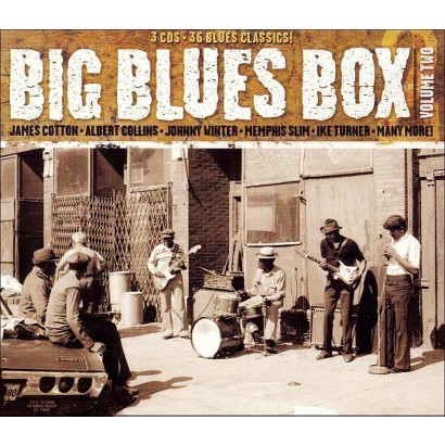Big Blues Box, Vol. 2