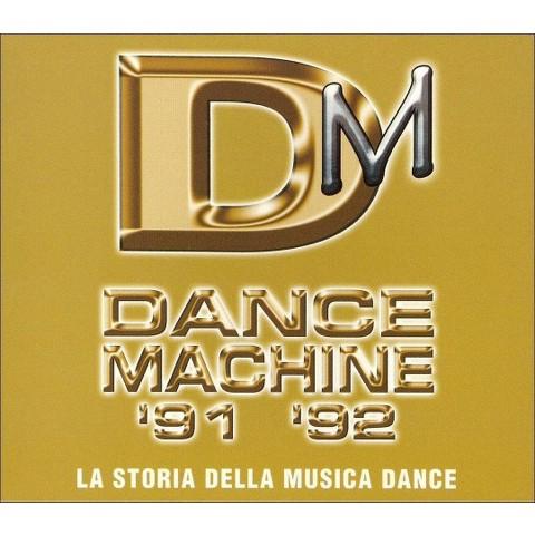 Dance Machine 1991-1992 (Bonus CD)