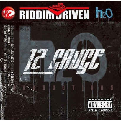 12 Gauge Riddim Driven [Explicit Lyrics]