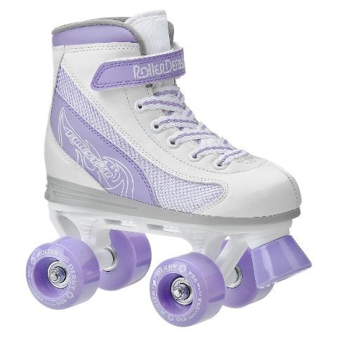 Girl's Roller Dur Firestar Quad Skate