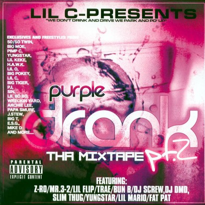 Purple Drank, Tha Mixtape, Vol. 2 [Explicit Lyrics]