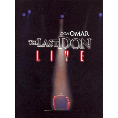 The Last Don: Live (CD/DVD)