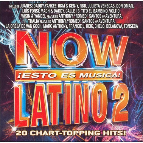 Now Latino, Vol. 2