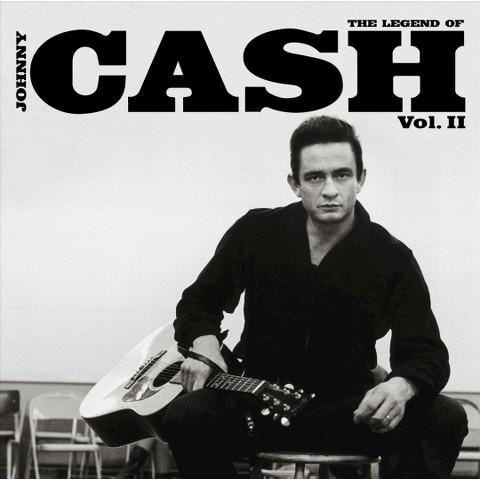 The Legend of Johnny Cash, Vol. 2
