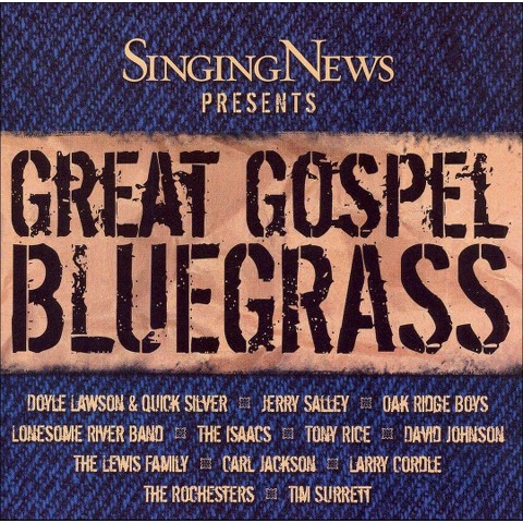 Singing News Presents: Great Gospel Bluegrass