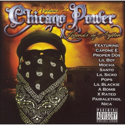 Chicano Power, Vol. 2 [Explicit Lyrics]
