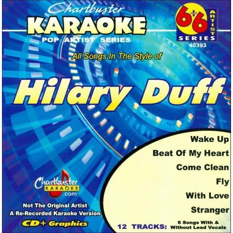 Karaoke: Hilary Duff