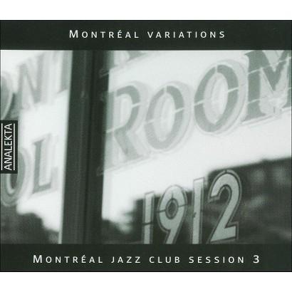 Montreal Jazz Club: Session 3
