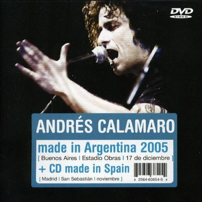 Made in Argentina 2005 (DVD/CD)