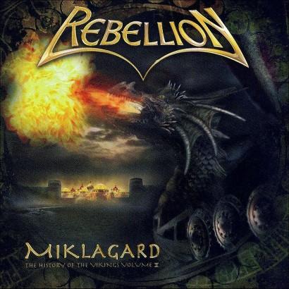 Miklagard: The History of Vikings, Pt. II (Lyrics included with album)