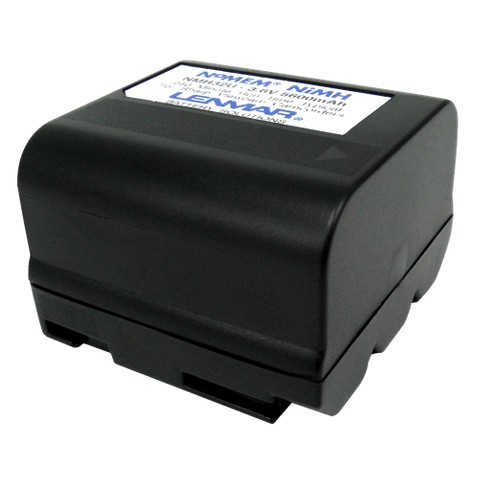 Lenmar Replacement Battery for Sharp Camcorders - Black (NMH32U)